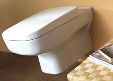 Hänge Wand Dusch WC Eckig Taharet Bidet Funktion Toilette Softclose Deckel SP320