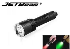 New Jetbeam WL20 CREE XPG3 S4 1A 1000lm RED, GREEN LED Flashlight ( NO Battery )