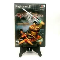Rise of the Kasai (Sony PlayStation 2, 2005) Complete Very Good Resurfaced