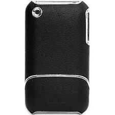 Griffin Elan Form Chrome Leather Case for iPhone 3G/3Gs
