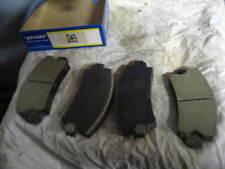 1969 70 71 72 73 74 75 -  80 renault 12 15 16 17 gordini  front disc brake pads