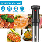 2500W Sous Vide Cooker Quiet &Accurate w/ Digital LCD Display Slow Cooker 20L photo