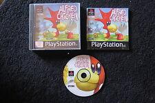 PS1 : ALFRED CHICKEN - Completo, ITA ! Alfred il Pollo ! Comp PS2 e PS3