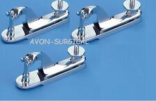 SET OF 3 GOMCO Circumcision Clamp 1.1cm, 1.3cm, 1.45cm UroIogy Instruments Set