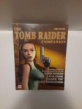 The Tomb Raider Companion Game Informer Books