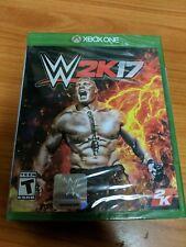 WWE 2K17 Xbox One Brand New