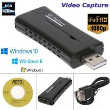 Mini Portable USB 2.0 Port HD 1 Way HDMI 1080P Video Capture Card for PC Laptop