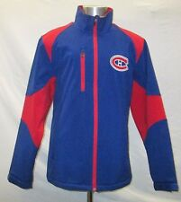 Montreal Canadiens Men's Large Full-Zip Embroidered Therma Base Jacket NHL A13M