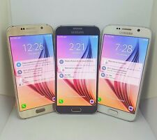 Samsung Galaxy S6 (Unlocked)Verizon G920V 32GB Mint Clean ESN Gold, White, Black
