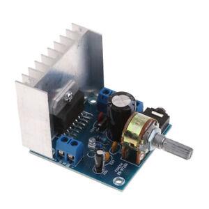 TDA7297 15W+15W Audio Power Amplifier Module AC/DC 8-18V Amp Board DIY