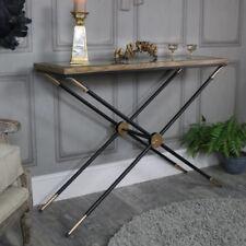 Mesas modernos de color principal negro para el salón