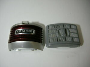 SHARK ROTATOR Professional NV501 NV502 NV500 Vacuum Filter Cover and Used Filter