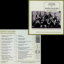 SCOTTISH TRADITION 1 - BOTHY BALLADS music from the north-east