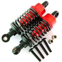 Car 1/10 Shock Absorber Set Aluminium for Tamiya TT01 TT02 M05 TT01E Traxxas