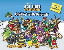 Chillin' with Friends [With 4 Postcards] (Disney Club Penguin), Olsen, Leigh, Ve