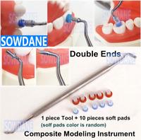 Dental Resin Composite Trimmer Spatula Composite Modelling Instrument Filler