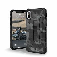 Case UAG pathfinder Camo SPECIAL EDITION for Apple iPhone X - MIDNIGHT CAMO