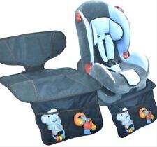 Protector de asiento de coche asientos infantiles fácil de arreglar los vechicleprotection rasguños/suciedad
