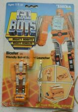 Gobots #23 Blaster 1984 Tonka New on Card