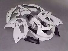 Unpainted White ABS Injection Bodywork Fairing Kit for Yamaha YZF 600R 1997-2007