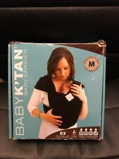 Baby K'Tan Baby carrier Medium , In Box , Heather Gray