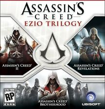 Assassin's Creed: The Ezio Collection (Trilogy) (PC) [Uplay]