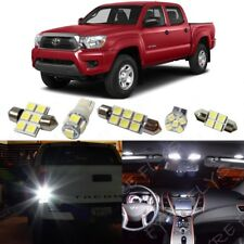 White LED Interior Lights & Reverse Lights Package Kit + Tool 2005-2015 Tacoma