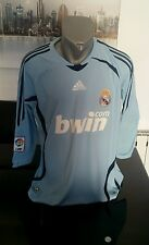 CAMISETA SHIRT VINTAGE GOALKEPPER ADIDAS REAL MADRID L