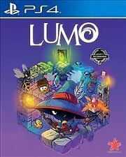 Lumo -Sony PlayStation 4 Video Games For Kids Ps4 ORIGINAL Free Shipping