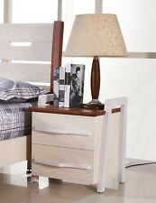 Minimalism European Ash wood bed side table/ syd mel free pick up