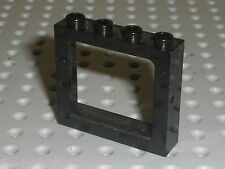 Fenetre LEGO TRAIN black window ref 4033 / Set 7745 5581 4554 4558 3829 6398