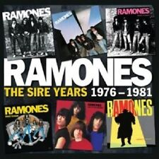 RAMONES - SIRE YEARS 1976-1981,THE 6 CD NEU