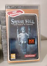 Silent Hill SHATTERED MEMORIES ITALIANO PSP NUOVO SIGILLATO SONY PLAYSTATION