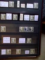 DDR 327 bis 341 eine einzigartige und fantastische Spezialsammlung postfrisch
