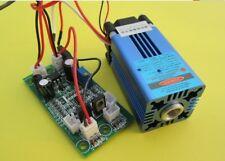 12V 300mw 635nm 638nm Orange Red Laser Module Diode Dot TTL Cooling Fan LAB