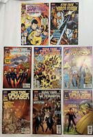 Lot Of Star Trek Voyager Unlimited Mirror Mirror Marvel Comics 1996/7