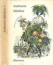 Hans Christian Andersen cuentos de hadas u historial, andersen cuentos de hadas 4, ill Ober países