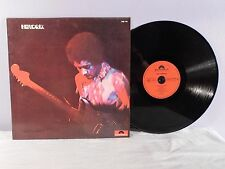Jimi Hendrix* ‎– Band Of Gypsys. Polydor ‎– 2489 146, FRANCE 1979 Reissue