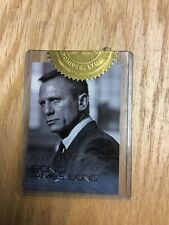 2013 007 Skyfall James Bond Card BJB-23
