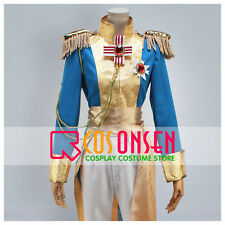 The Rose of Versailles Manga Edition Oscar Guard Team Uniforms Cosplay Costume