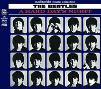 BEATLES / A HARD DAY'S NIGHT Audiophile Hi-Res New Remaster [CD+DVD-Audio]