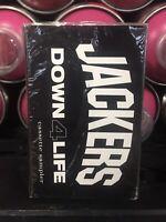 Jackers Down 4 Life SEALED Cassette Tape SAMPLER PROMO Rare 1996 Rap Hip Hop Oop