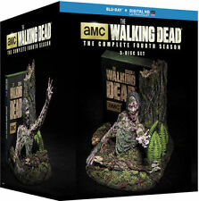 WALKING DEAD: SEASON 4 - BLU RAY - Region A - Sealed