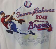 Tommy Bahama 2012 Atlanta Braves MLB Limited Edition S NWT 159 of 467  SOLD OUT!
