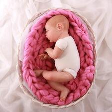 Nouveau Né Bébé Enfant Nourrisson Accessoire De Photographie Photo Posant Tricot