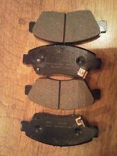Honda Civic inc CRX front brake pad set models from 1991-