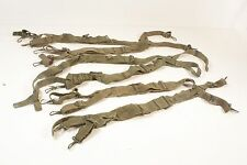 WWII MODEL44 Dated 44 to 53 US GI Suspender Straps