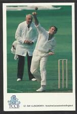 RAY ILLINGWORTH -- YORKSHIRE & LEICESTERSHIRE & ENGLAND. TCCB  POSTCARD No. 57