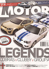 Motor Dec 07 135i GTR GT2 Polo GTI Octavia SP23 STI Cobra VE Clubsport Boss 302