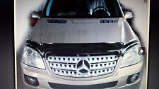 Bug-Deflector Motorhaubenschutz Mercedes ML(W164) Bj.05-